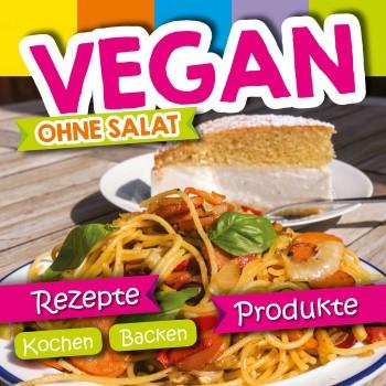 Vegan ohne Salat