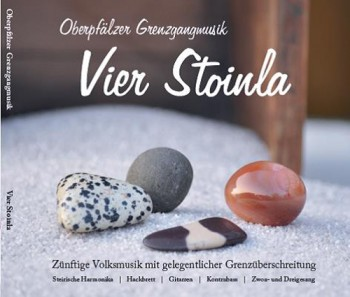 Oberpfälzer Grenzgangmusik – Vier Stoinla