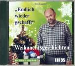 "Toni Lauerer liest ""Endlich wieda gschafft"""